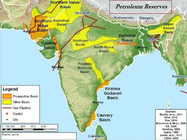 Geography India - Mineral Resources - Tutorialspoint