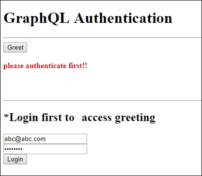 Client Application Authentication