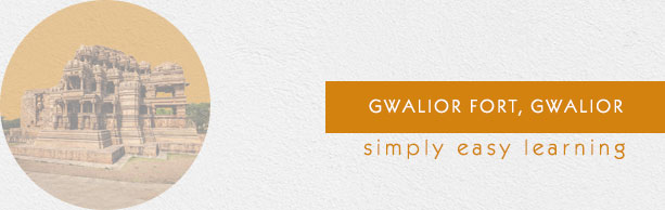 gwalior_fort Tutorial