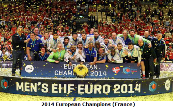 2014 European Champions France