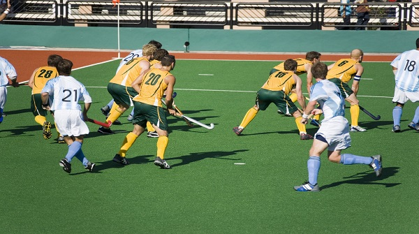 National Game Hockey