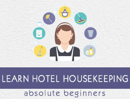 hotel housekeeping tutorial