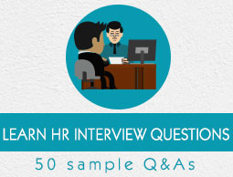 HR Interview Questions Tutorial - Tutorialspoint