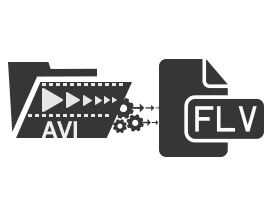 Convert AVI to FLV Files