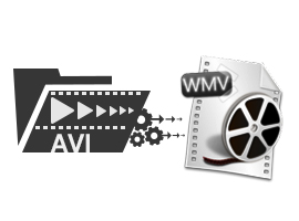 Convert AVI to WMV Files