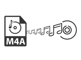 Convert M4A to MP3 Files