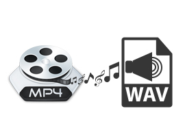 Convert MP4 to WAV Files