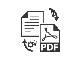 Convert PNG to PDF Files