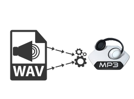 Convert WAV to MP3 Files