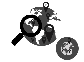 Host IP Lookup for a Website
