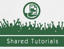 Shared Tutorials
