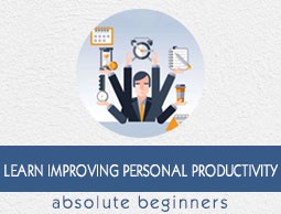 Improving Personal Productivity Tutorial