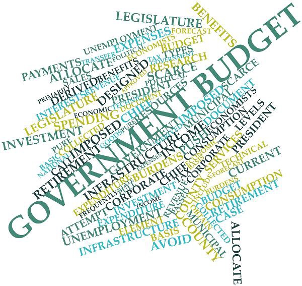govt budgeting Government budget - the budgetary process: the budgetary process is the means by which the executive and legislative branches together formulate a coherent set of taxing and spending.