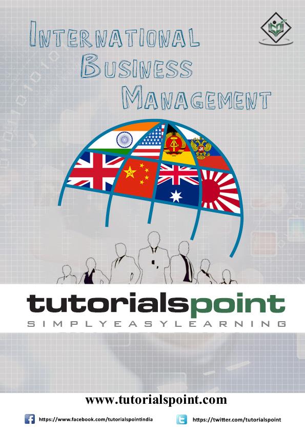 International Business Management Tutorial
