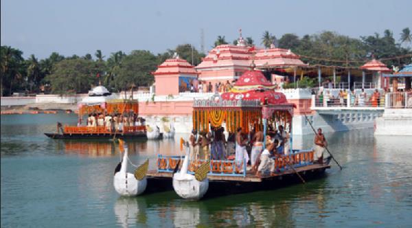 Jagannath Temple - Festivals - Tutorialspoint