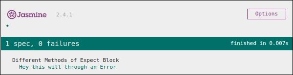 Exception Block