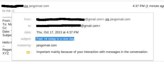 Gmail Api Read Email Java