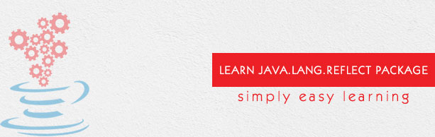 java.lang.reflect package Tutorial