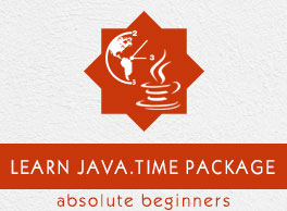 java.time Package Tutorial