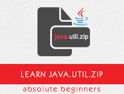 java.util.zip package tutorial
