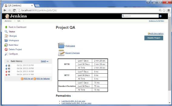 QA Project Build