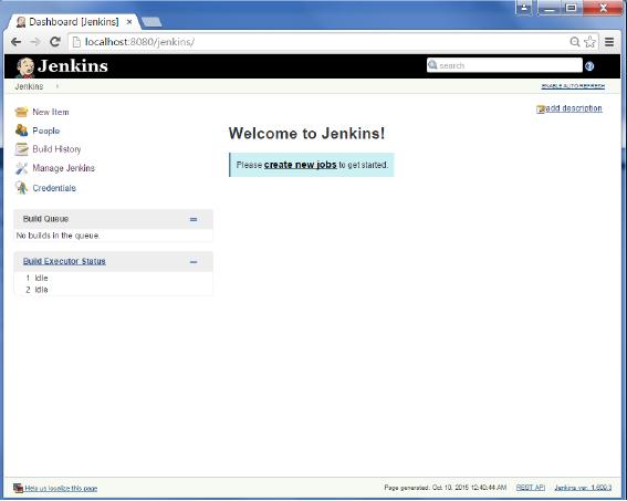 Jenkins - Quick Guide - Tutorialspoint