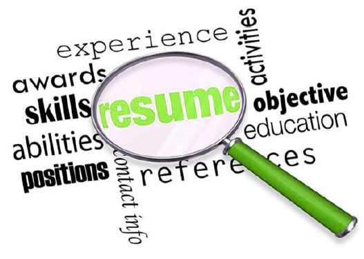writing skills for resume