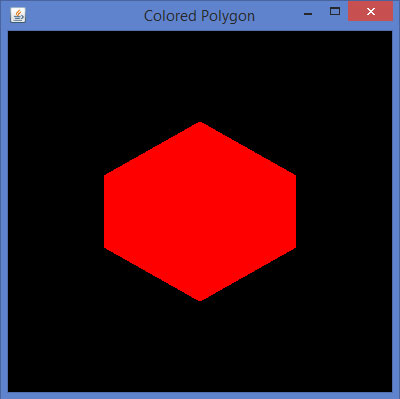 Polygon Color