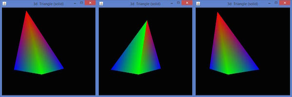 Triangle Depth Test