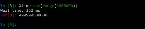 IPython - Magic Commands - Tutorialspoint