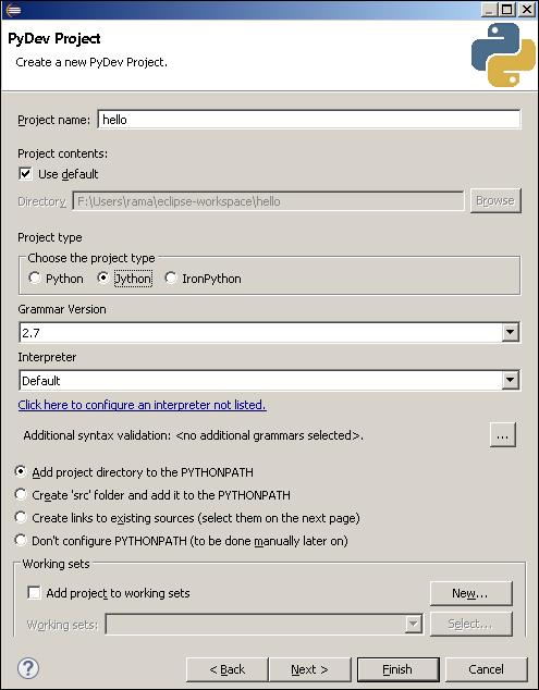 Jython - Quick Guide - Tutorialspoint