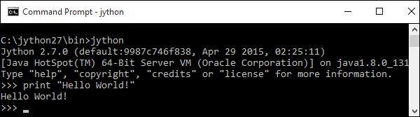 Python Prompt