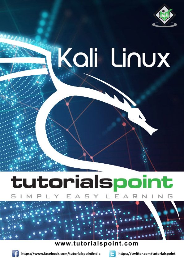 kali linux tutorial in pdf