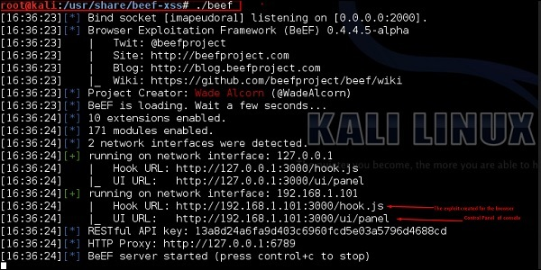 Kali Package