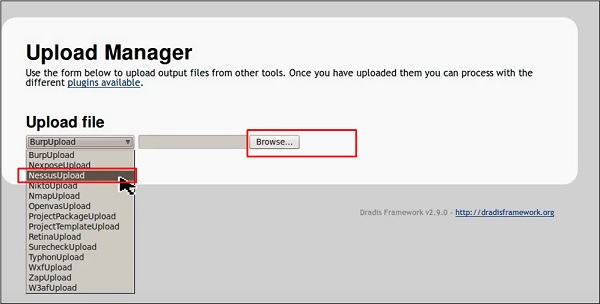 Upload Manager