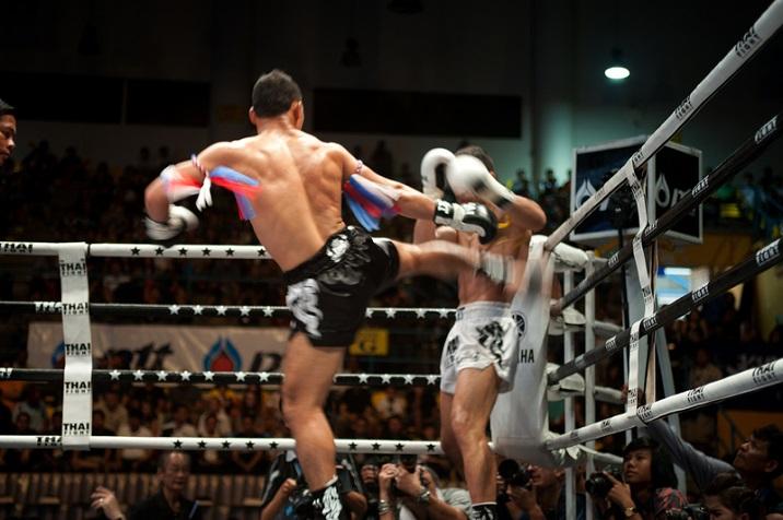 Front Kick with Rearward Leg
