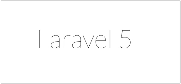 Laravel Installed