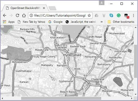 LeafletJS - Getting Started