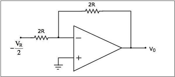 linear integrated circuits applications dac example problem