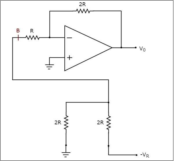 Simplified Circuit Diagram