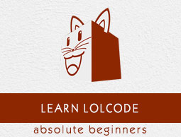 Lolcode Tutorial