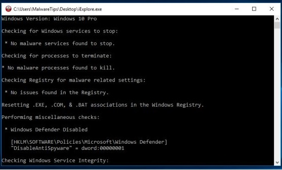 Malware Process