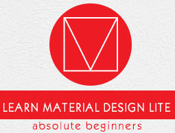 Material Design Lite Tutorial