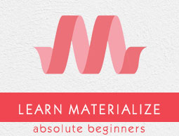 Materialize dialogs for How to materialize