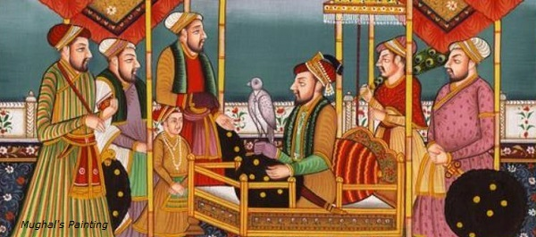 Mughal's Painting