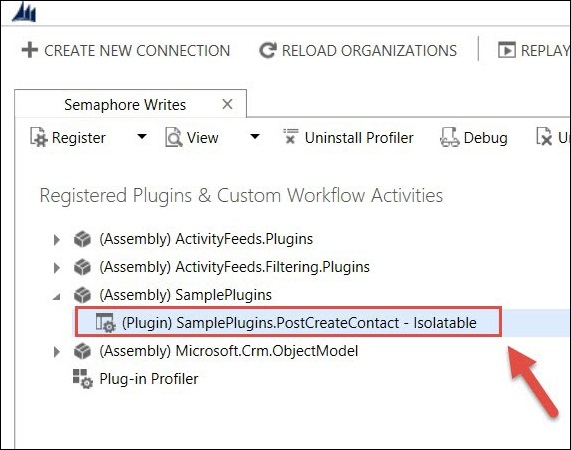 Mscrm Plugin Step Select Plugin
