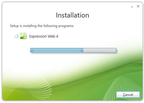 Installation Process Start
