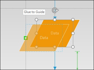 Microsoft Visio - Rulers, Grids and Guides