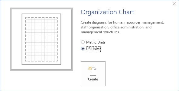 Microsoft Visio - Working with Org Charts - Tutorialspoint