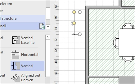 Adding Dimensions To A Floor Plan Tutorialspoint